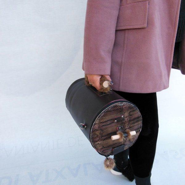 alt=bolso nasa N-012 en tonos marrones y tierrasDSCN3675