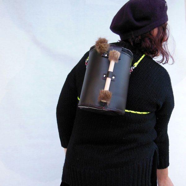 alt=bolso nasa N-013 en tonos marrones y tierrasDSCN3679