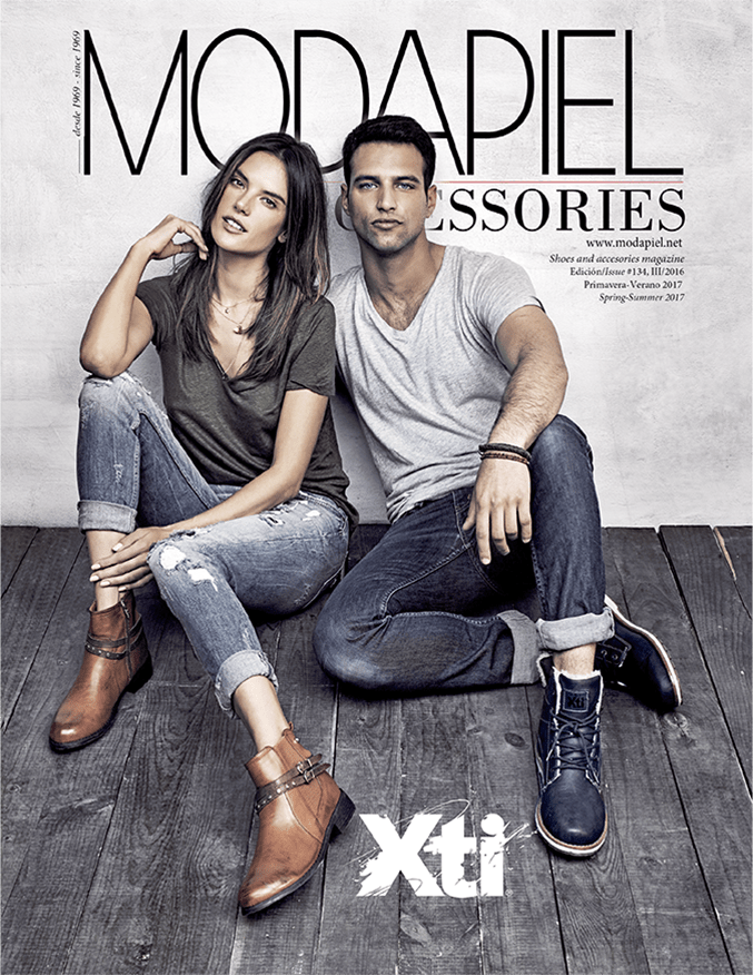 portada revista modapiel