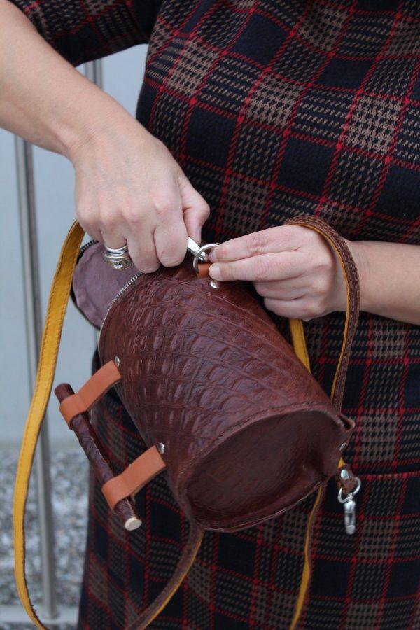 Nasa mini de mochila o de bandolera