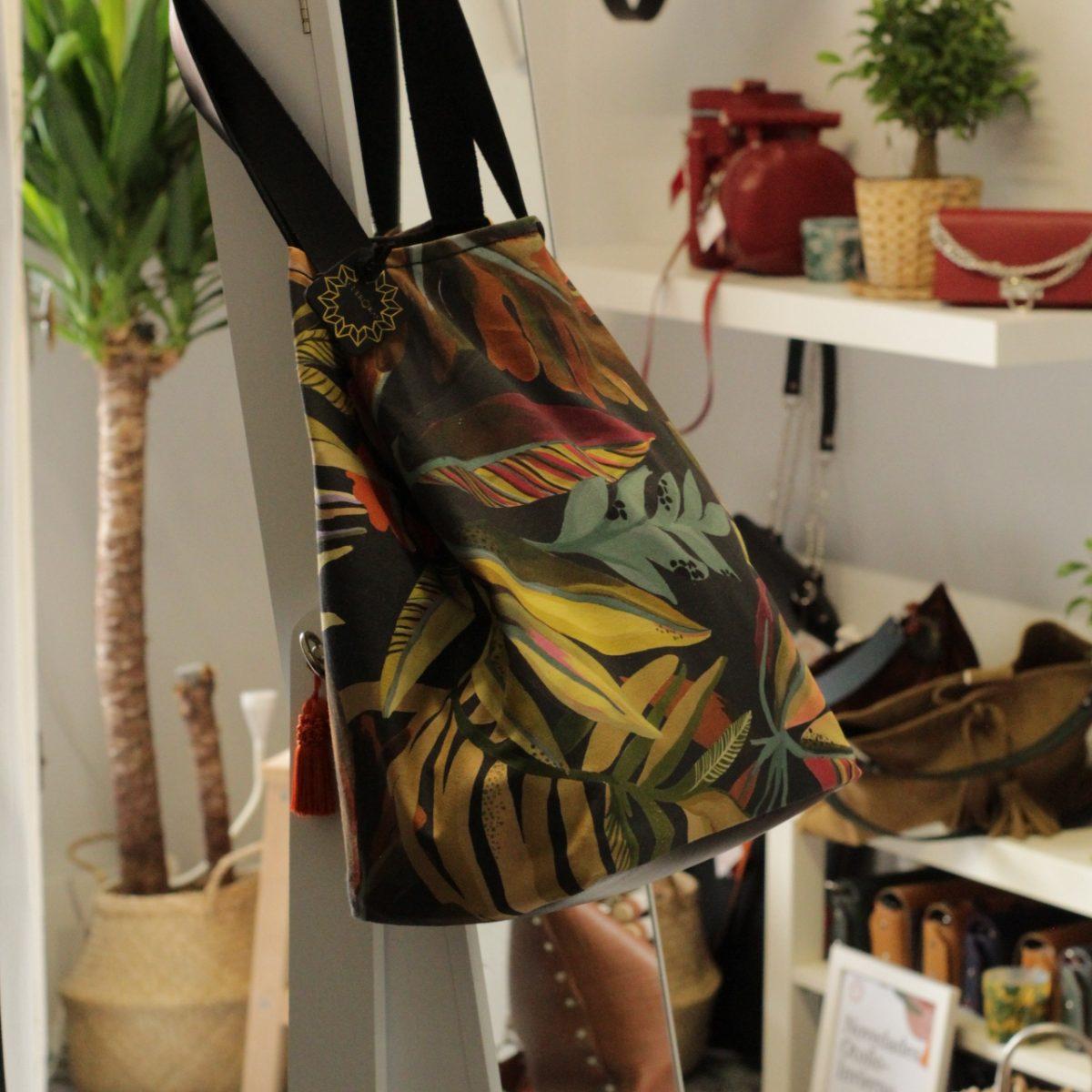 bolso de algodon organico certificado oeko tex un shopper sostenible